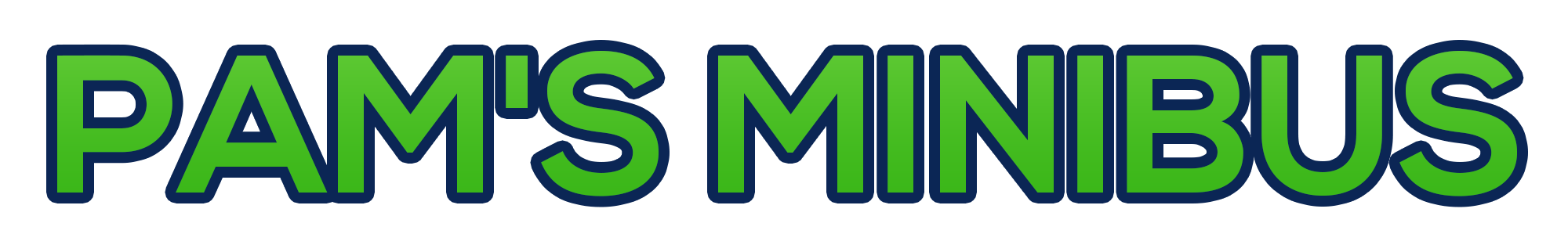 Pams MiniBus Logo